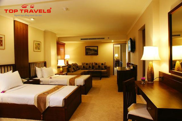 Khách Sạn Giá Rẻ Tại Bangkok Thái Lan