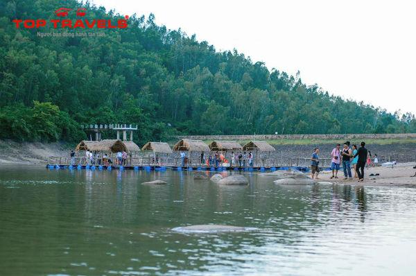 Khu Du Lịch Sinh Thái Hồ Kênh Hạ Tại Nha Trang