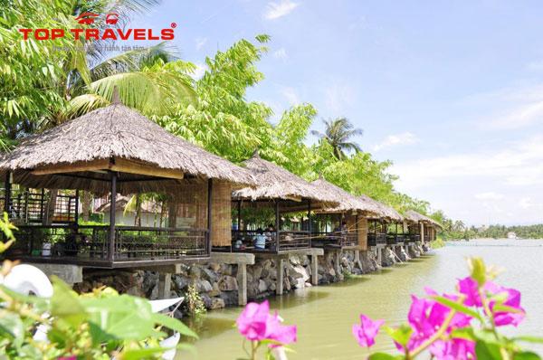 Khu Du Lịch Sinh Thái Champa Garden