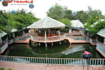 Khu du lịch sinh thái Hồ Ngư Thủy Nha Trang