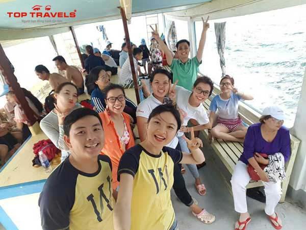 Kinh nghiệm du lịch đảo Nam Du 2 ngày 2 đêm
