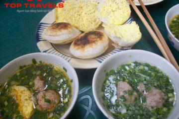 Quán ăn ở Nha Trang