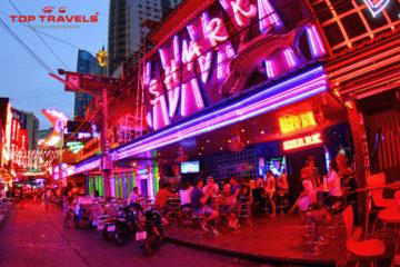 Top 10 Địa Điểm Vui Chơi Về Đêm Tại Bangkok Thái Lan