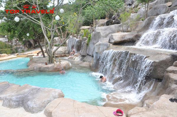 Suối Khoáng Nóng I-resort Tại Nha Trang