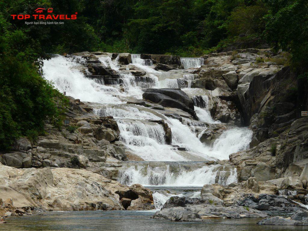 Thác YangBay -9 địa điểm du lịch Nha Trang
