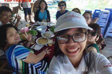 Thưởng Thức Đồ Ăn Vặt Ngon Rẻ Trên Đảo Bình Ba