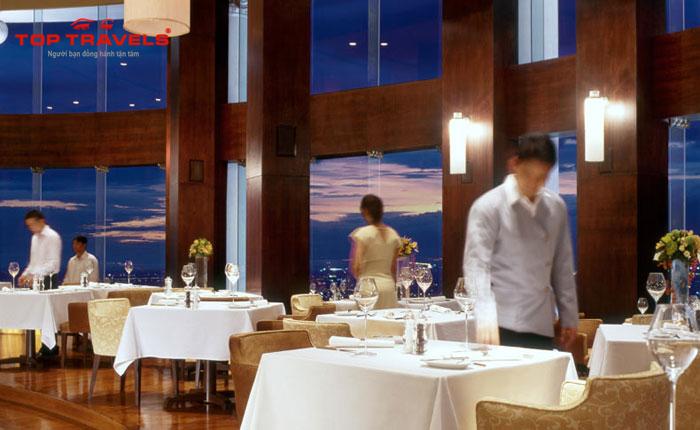 Top 10 Khách Sạn Lãng Mạn Nhất Ở Bangkok
