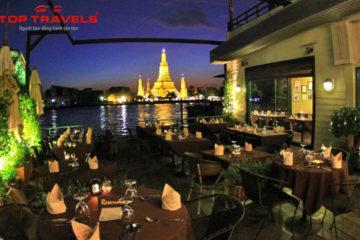 Top 5 Nhà Hàng Ven Sông Chao Phayra Bangkok