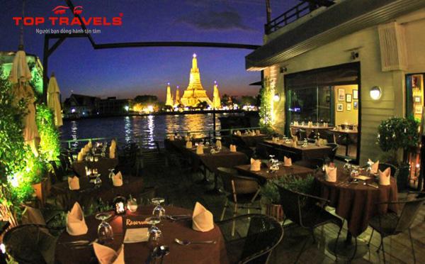 10 Điều Hay Ho Dành Cho Ngày Mưa Bangkok
