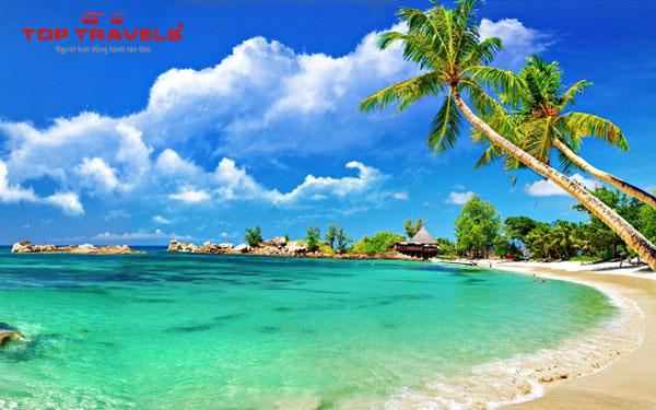 Tour Bắc Đảo Phú Quốc