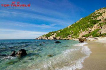 Tour Bình Ba 2 ngày 2 đêm: Khám phá Bình Ba kết hợp tắm khoáng nóng ở Resort