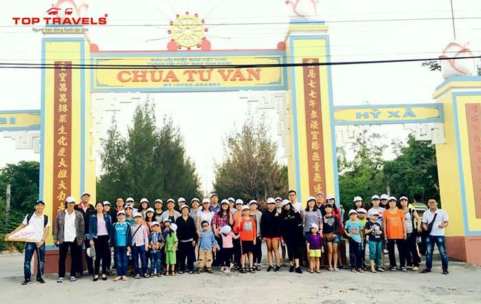 Tour Bình Ba 2 Ngày 2 Đêm Tại Sài Gòn