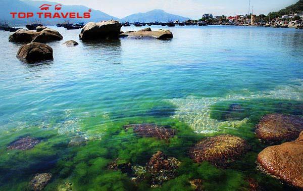 Tour Bình Ba Khám Phá Đảo Tôm Hùm Trong 1 Ngày