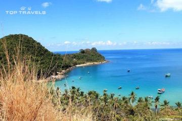 Tour du lịch đảo Nam Du 2 ngày 2 đêm
