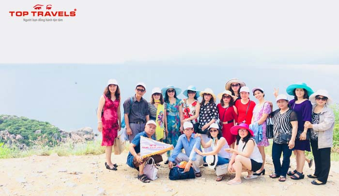 Tour Du Lịch Bình Ba 2 Ngày 1 Đêm Từ Cảng Cam Ranh