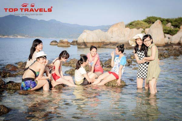 Tour du lịch Nha Trang - Đảo Bình Ba 4 Ngày 3 Đêm