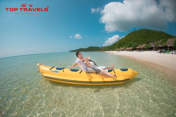 Tour du lịch Phú Quốc: Miền Tây - đảo Phú Quốc 4 ngày 3 đêm