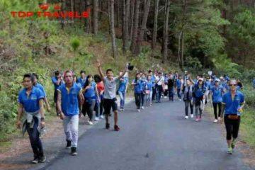 Tour Leo Núi Lang Biang