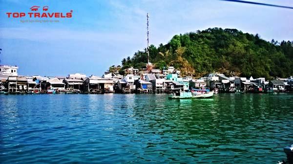 Tour Tham quan các đảo quanh Nam Du