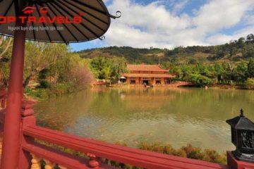 Khu Du Lịch Sinh Thái Trúc Lâm Viên