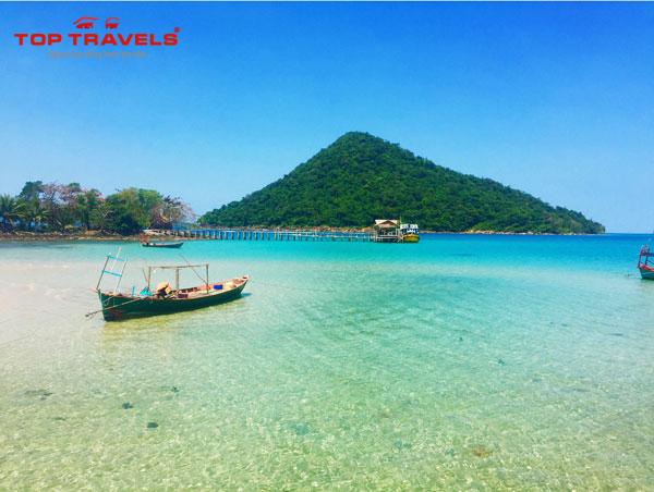 6 hòn đảo đẹp nhất Tại Campuchia