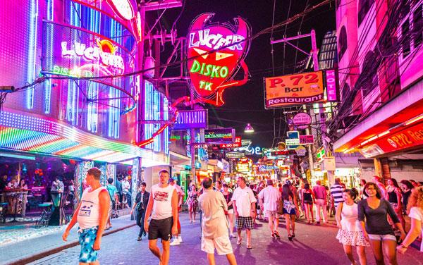 7 địa điểm ăn chơi lý tưởng tại Pattaya về đêm