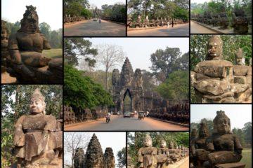 Angkor Thom Tại Campuchia