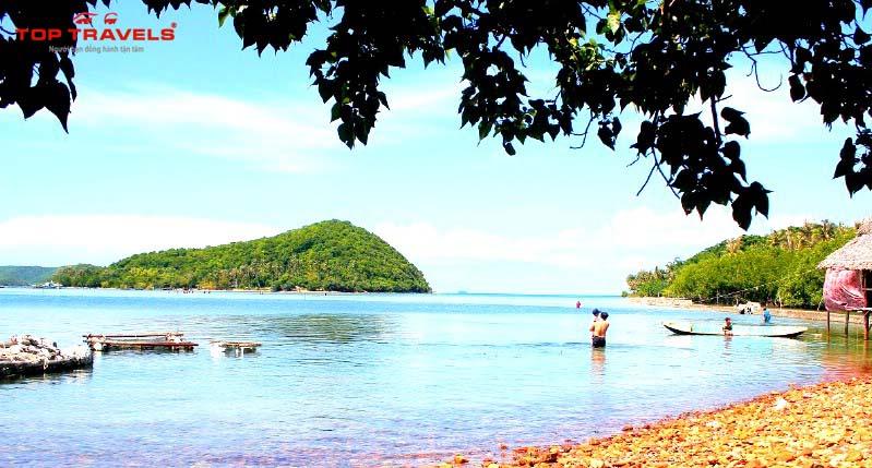 Khám phá Đảo Bà Lụa