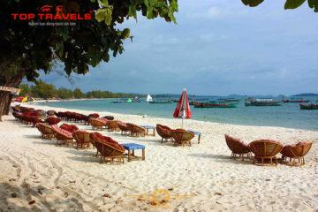 Kinh nghiệm du lịch Sihanoukville và Koh Rong Samloem