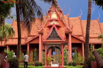 Bảo Tàng Quốc Gia Tại Campuchia