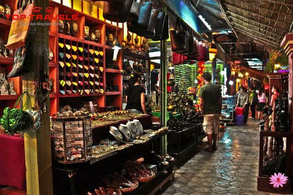 Bí kíp Du Lịch Campuchia mua sắm hàng hiệu giá rẻ