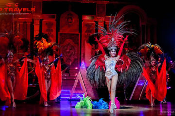 Các show diễn ở Pattaya Thái Lan