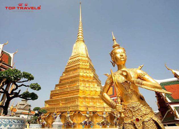 Chùa Phật Ngọc Tại Thái Lan