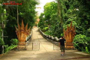 Chùa Wat Bang Riang Ở Thái Lan
