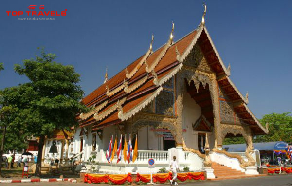 Wat Phra Singh Tại Thái Lan