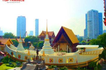 Chùa Thuyền (Wat Yannawa) Tại Thái Lan