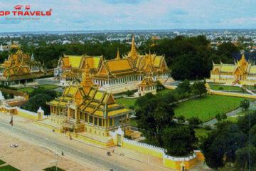 Cung Điện Hoàng Gia Tại CampuchiaCung Điện Hoàng Gia Tại Campuchia