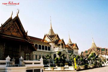 Cung điện Huy Hoàng Tại Thái Lan