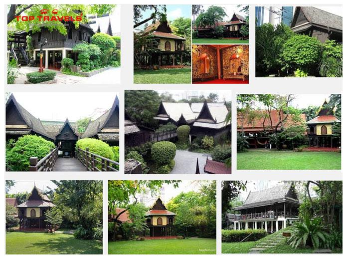 Cung điện Suan Pakkard Ở Thái Lan
