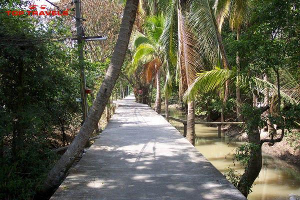 Đảo Koh Kret Tại Thái Lan