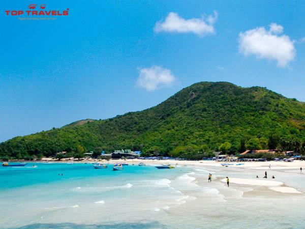 Đảo Koh Larn ở Thái Lan