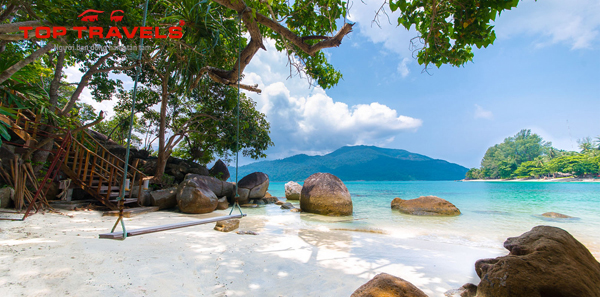 Đảo Koh Lipe ở Thái Lan