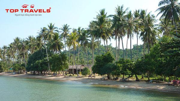 Đảo Koh Tonsay Tại Campuchia