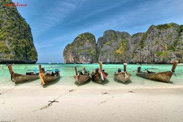 Đảo Phi Phi Tại Thái Lan