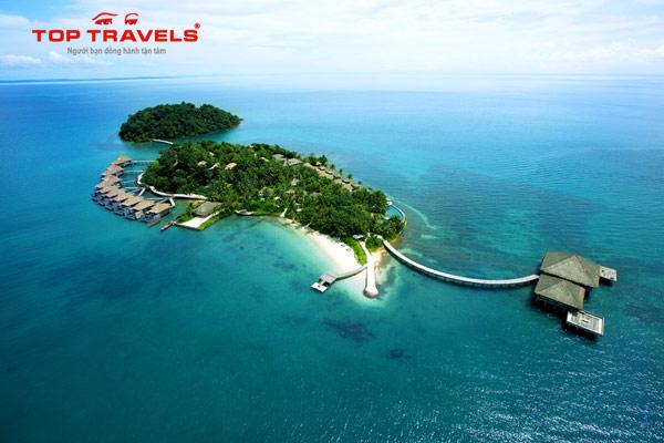 Đảo Song Saa Đẹp Như Thiên Đường Ở Campuchia