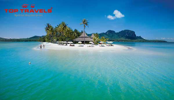 Đảo Trang Ở Miền Nam Thái Lan