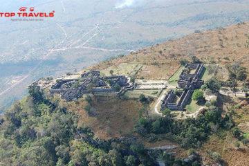 Đền Preah Vihear Tại Campuchia