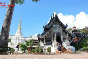 Đền Wat Chedi Luang Tại Thái Lan