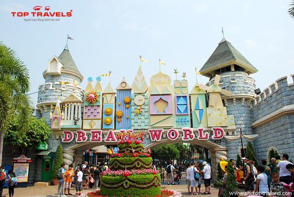 Dream World Tại Thái Lan
