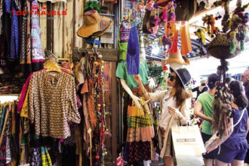 Du Lịch mua sắm tại Thái Lan